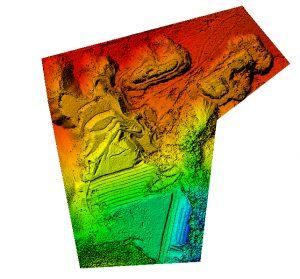 Modelo Digital de Superfície
